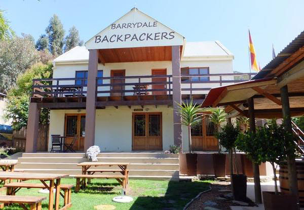 Barrydale Backpackers, Barrydale